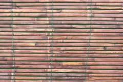 Listón hecho de bambú Foto de archivo