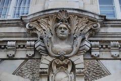 List Art Sculpture Royaltyfri Foto