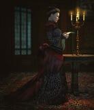 List, 3d CG royalty ilustracja