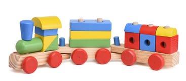 list pewter pociąg zabawki Obraz Stock