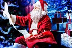 List of presents Stock Photo