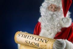 List of presents Stock Photos