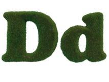 List zielonego gazonu naszywany gazon ilustracji