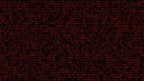 Lista de códigos binária filme