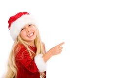Lista de la Navidad de deseos Imágenes de archivo libres de regalías