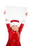 Lista do Natal de desejos Fotografia de Stock