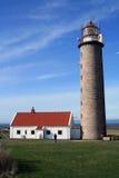 Lista Leuchtturm Stockbilder