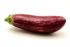 Listada de Gandia Eggplant Royalty Free Stock Photo