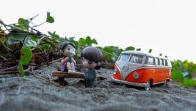 Vent Volkswagen VW stock photo