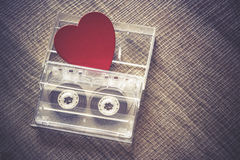 Listen to your heart Royalty Free Stock Photography