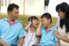 Listening Royalty Free Stock Photo