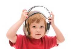 Listening Royalty Free Stock Images