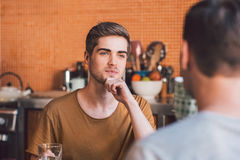 Listening is an important part of every relationship royalty free stock photos