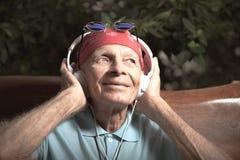 Listening Music Royalty Free Stock Photos