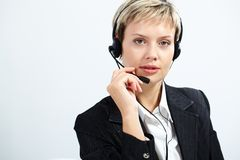 Listening to you Stock Photography