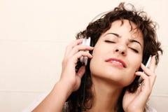 Listening Stock Photo