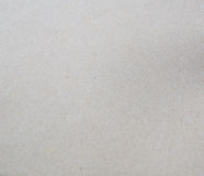 Listenoberfläche des leeren Papiers Stockbild