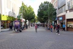 Lister brama, Nottingham Zdjęcia Royalty Free