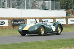 Lister-Chevrolet `Knobbly` Royalty Free Stock Images