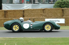 Lister-Chevrolet `Knobbly` Royalty Free Stock Photos