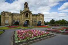 Lister Park Bradford Royalty Free Stock Photography