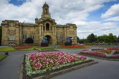 Lister Parkowy Bradford fotografia royalty free
