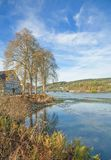 Listersee Reservoir,Sauerland,Germany Stock Images