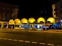 Listeuse Platz Photographie stock libre de droits