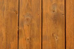 Listones de madera de pino Foto de archivo