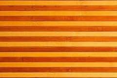 Listones de madera decorativos Foto de archivo