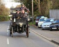 5 2017 Listopad, Hassocks, UK: Samochody współzawodniczą w Londyn Bri Obraz Royalty Free