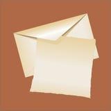 listowy wektor Obraz Stock