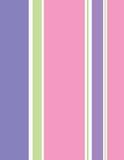 Listra cor-de-rosa do projeto ilustração do vetor
