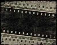 Listra da película de Grunge Imagem de Stock Royalty Free