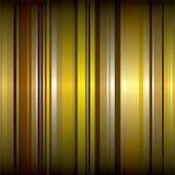 Listra dourada do papel de parede Fotografia de Stock Royalty Free