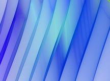 Listras azuis abstraia o fundo Foto de Stock