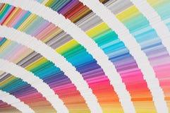 Listras coloridas. Imagem de Stock
