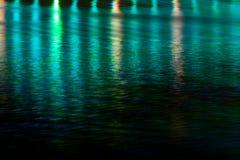Listras coloridas abstratas Imagens de Stock