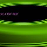 Listras coloridas curvadas Imagem de Stock Royalty Free