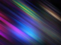 Listras coloridas diagonais Imagem de Stock Royalty Free