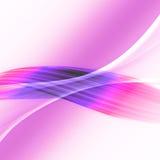 Listras coloridas irregulares Fotos de Stock Royalty Free
