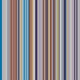 Listras coloridas retros Foto de Stock