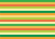 Listras coloridos imagem de stock