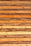 Listras de madeira Fotos de Stock
