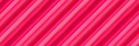 Listras diagonais da pintura grossa misturada nas máscaras de tileable roxo e vermelho Imagem de Stock Royalty Free