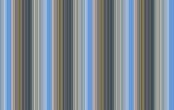 Listras do fundo em Brown azul natural Ilustração do Vetor