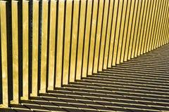 Listras formadas pela luz solar, fundo foto de stock