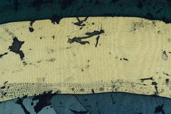 Listras horizontais, fragmento, batik quente, textura do fundo foto de stock royalty free