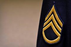 Listras militares Imagem de Stock