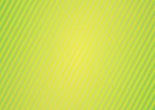 Listras verdes ilustração stock